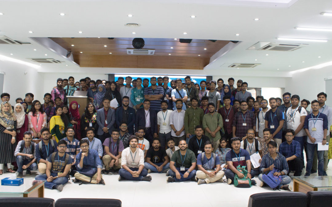 AWS Educate Orientation at AIUB