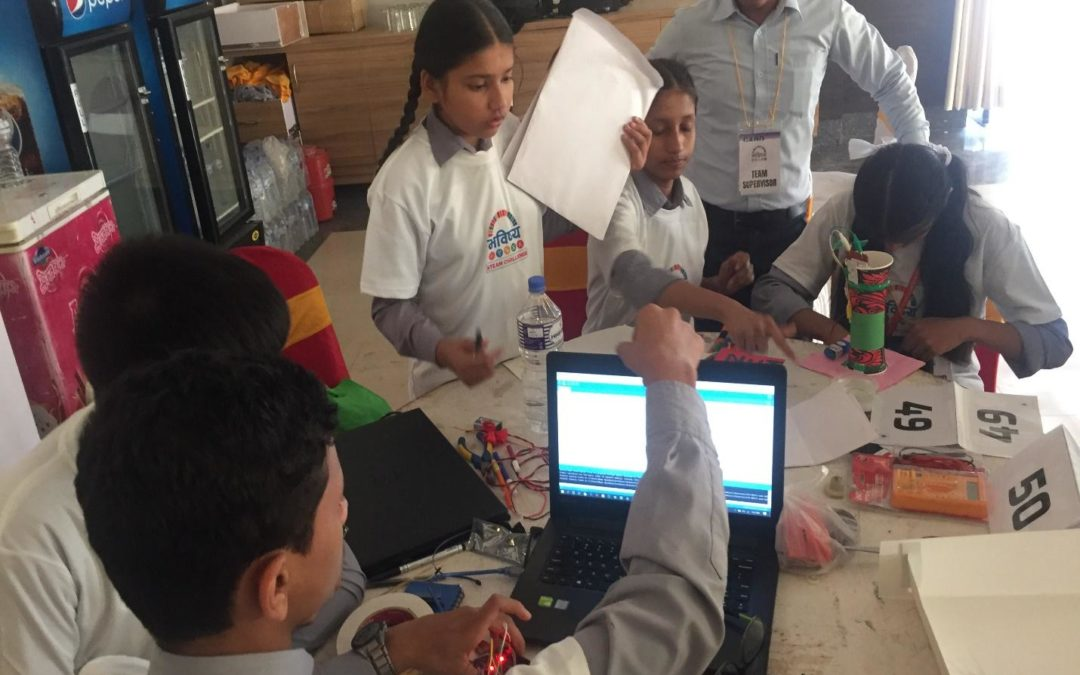 Report On Bhawishya Steam Challenge 2019, Provincial Level Program In Butwal