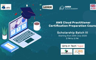 AWS Cloud Practitioner Certification Preparation Course – Scholarship Batch III