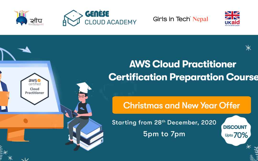 AWS Cloud Practitioner Certification Preparation Training – Batch X