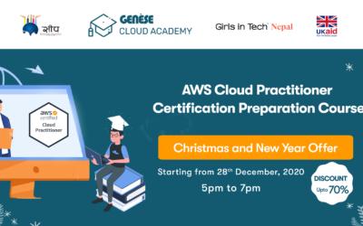 AWS Cloud Practitioner Certification Preparation Training – Batch X