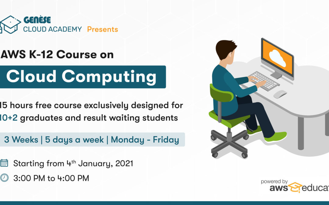 AWS K-12 Course on Cloud Computing