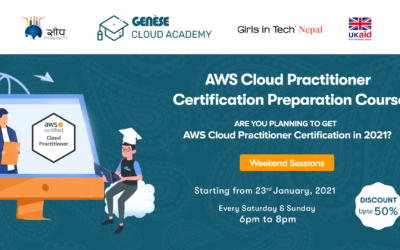 AWS Cloud Practitioner Certification Preparation Training – Batch XII |Weekend Sessions