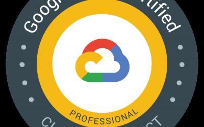 Google Cloud Architect Certification