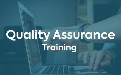 Quality Assurance Training