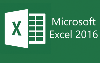Advanced MS Excel 2016 Training