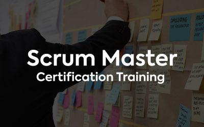 Scrum Master Certification Training