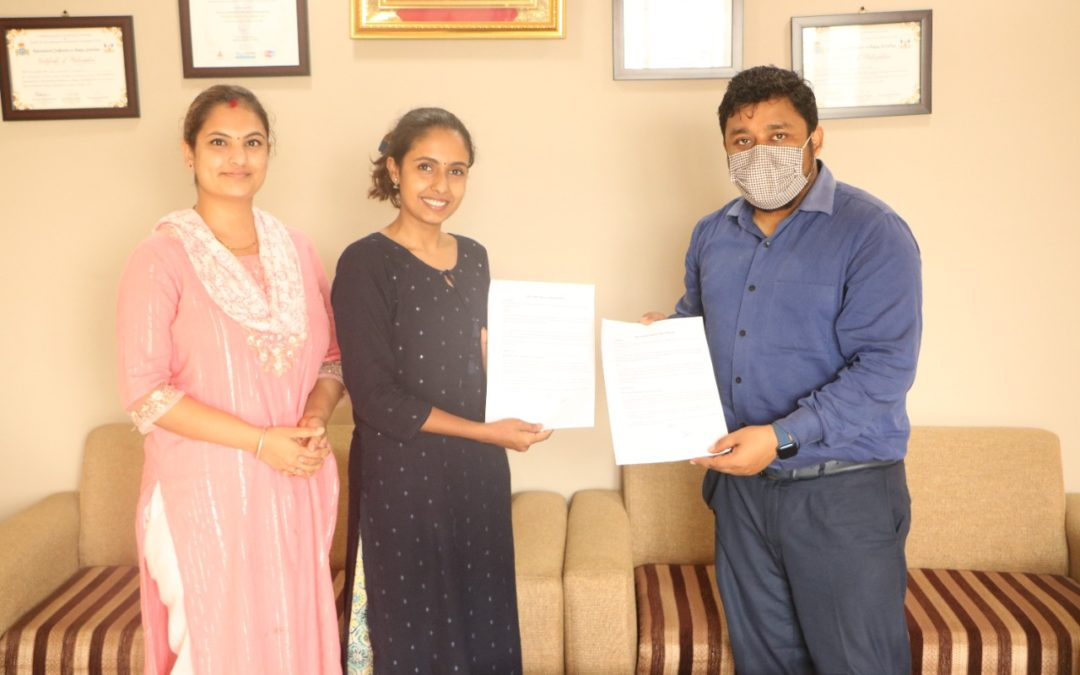 Genese Cloud Academy signed Service Agreement with Monastic Secondary English Boarding School.