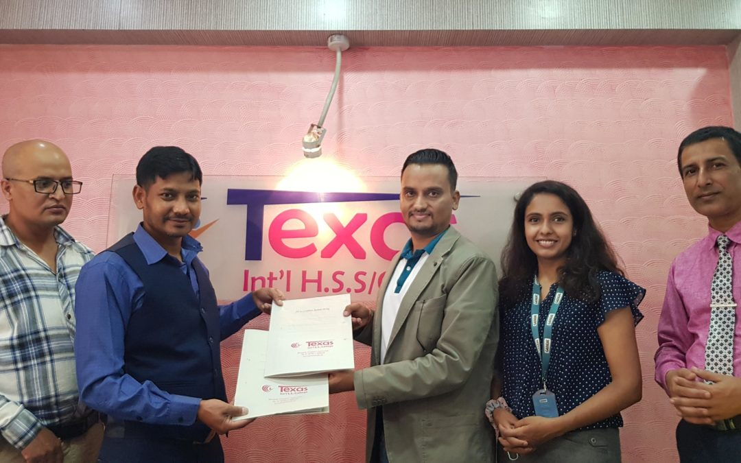 Genese Cloud Academy signs MoU with Texas International School and College